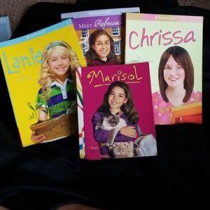 American Girl set of books